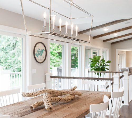 20 Tropical Dining Room Ideas For 2018: 20 Bright And Beachy Dining Room Designs