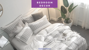 Farmhouse Bedroom Decor Quick Wins to Transform your Style - 3 quick wins you can actually purchase to quickly and easily add Farmhouse style to your bedroom decor! | HeartenedHome.com #afflink #farmhousedecor #bedroomdecor